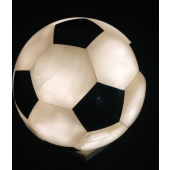 Lampe Fußball L
