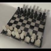 Englisches Schachbrett groß