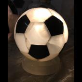Tischlampe Fussball mini
