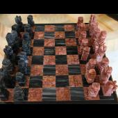 Schachbrett Mexikanisch