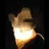 Tierlampe Elefant