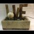 Zimmerbrunnen LOVE
